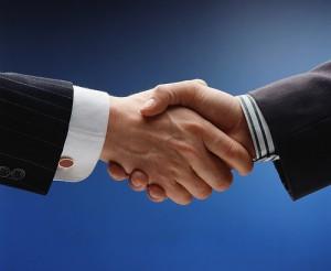 Prashant Modi - Handshake
